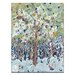 Artist Lane 'Glimpse of Paradise' by Catherine Fitzgerald Art Print on Wrapped Canvas