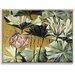Artist Lane 'Golden Swamp' by Olena Kosenko Framed Graphic Art on Wrapped Canvas