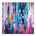 Artist Lane 'Springrain' by Sabina Klein Art Print on Wrapped Canvas
