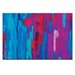 Artist Lane 'Seagarden' by Sabina Klein Art Print on Wrapped Canvas