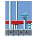 Artist Lane 'Pier 35' by Alan Annells Graphic Art on Wrapped Canvas
