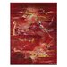 Artist Lane 'Night Life in China' by Lou Sheldon Art Print on Wrapped Canvas