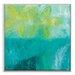 Artist Lane 'Radiant Frangipani' by Josie Nobile Framed Art Print on Wrapped Canvas
