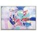 Artist Lane 'Evolution' by Brenda Meynell Framed Art Print on Wrapped Canvas