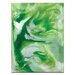 Artist Lane 'Flow 15' by Chalie MacRae Art Print on Wrapped Canvas