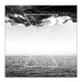 Artist Lane 'Roof' by Ayarti Graphic Art on Wrapped Canvas
