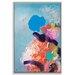 Artist Lane 'Carnival' by Mario Burgoa Art Print Wrapped on Canvas