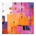 Artist Lane 'Awesome' by Catherine Fitzgerald Art Print on Wrapped Canvas