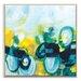 Artist Lane '32315' by Amanda Morie Art Print Wrapped on Canvas