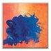 Artist Lane 'Form' by Mario Burgoa Art Print Wrapped on Canvas