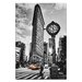 Artist Lane 'Flatiron Rush' by Andrew Paranavitana Photographic Print on Wrapped Canvas