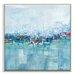 Artist Lane 'Making memories' by Gary Butcher Framed Art Print on Wrapped Canvas