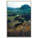 Artist Lane 'Hillside Dreamers' by Lydia Ben-Natan Framed Art Print on Wrapped Canvas