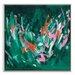 Artist Lane 'Zoe' by Georgina Vinsun Framed Art Print on Wrapped Canvas