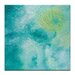 Artist Lane 'Ocean Spin' by Josie Nobile Art Print on Wrapped Canvas