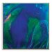 Artist Lane 'Shake Your Tail Feather' by Olivia Collins Art Print Wrapped on Canvas