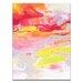 Artist Lane '51115' by Amanda Morie Art Print on Wrapped Canvas