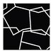Artist Lane 'Geometric 2' by Chalie MacRae Graphic Art on Wrapped Canvas