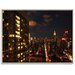 Artist Lane 'City Living' by Andrew Paranavitana Photographic Print Wrapped on Canvas