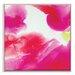 Artist Lane 'Flow 44' by Chalie MacRae Framed Art Print on Wrapped Canvas