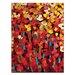 Artist Lane 'Jinan' by Anna Blatman Art Print on Wrapped Canvas