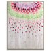 Artist Lane 'Petals' by Josie Nobile Framed Art Print on Wrapped Canvas