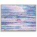 Artist Lane 'Pink Stripe' by Gary Butcher Framed Art Print on Wrapped Canvas