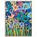 Artist Lane 'Lisa Bee' by Anna Blatman Framed Art Print on Wrapped Canvas