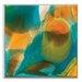 Artist Lane 'Flow 20' by Chalie MacRae Art Print Wrapped on Canvas