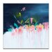 Artist Lane 'Coral' by Gary Butcher Art Print on Wrapped Canvas