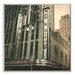 Artist Lane 'Radio City' by Andrew Paranavitana Photographic Print Wrapped on Canvas