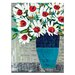 Artist Lane 'Kerrie Pot' by Anna Blatman Art Print on Wrapped Canvas