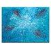 Artist Lane 'Turbulence' by Gary Butcher Art Print Wrapped on Canvas