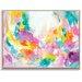 Artist Lane 'Delilah' by Amira Rahim Framed Art Print on Wrapped Canvas