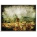 Artist Lane 'Existent Past' by Andrew Paranavitana Framed Photographic Print on Wrapped Canvas