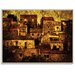Artist Lane 'Neighbourhood' by Andrew Paranavitana Framed Photographic Print on Wrapped Canvas