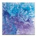 Artist Lane 'Ink Flow 1' by Chalie MacRae Art Print on Wrapped Canvas