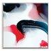 Artist Lane 'Flow 46' by Chalie MacRae Framed Art Print on Wrapped Canvas