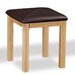 Alpen Home Tara Upholstered Decorative Stool