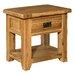 Alpen Home Kanan 1 Drawer Bedside Table