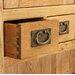 Alpen Home Millais Petite Wide 140cm Cube Unit