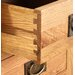Alpen Home Millais Petite Wooden 2 Drawer Blanket Box
