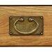 Alpen Home Millais Premium 3 Drawer Bedside Table