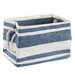House Additions New England Medium Rectangle Bag in Blue
