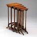 Prestington Bugandi 4 Piece Nest of Tables
