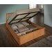 Prestington Dawson King Ottoman Bed Frame