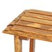 Prestington Milan Wooden Garden Bench