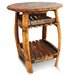 Prestington Coffee Table with Magazine Rack