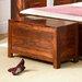 Prestington Wooden Blanket Box