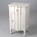 Château Chic Bari 1 Drawer Bedside Table